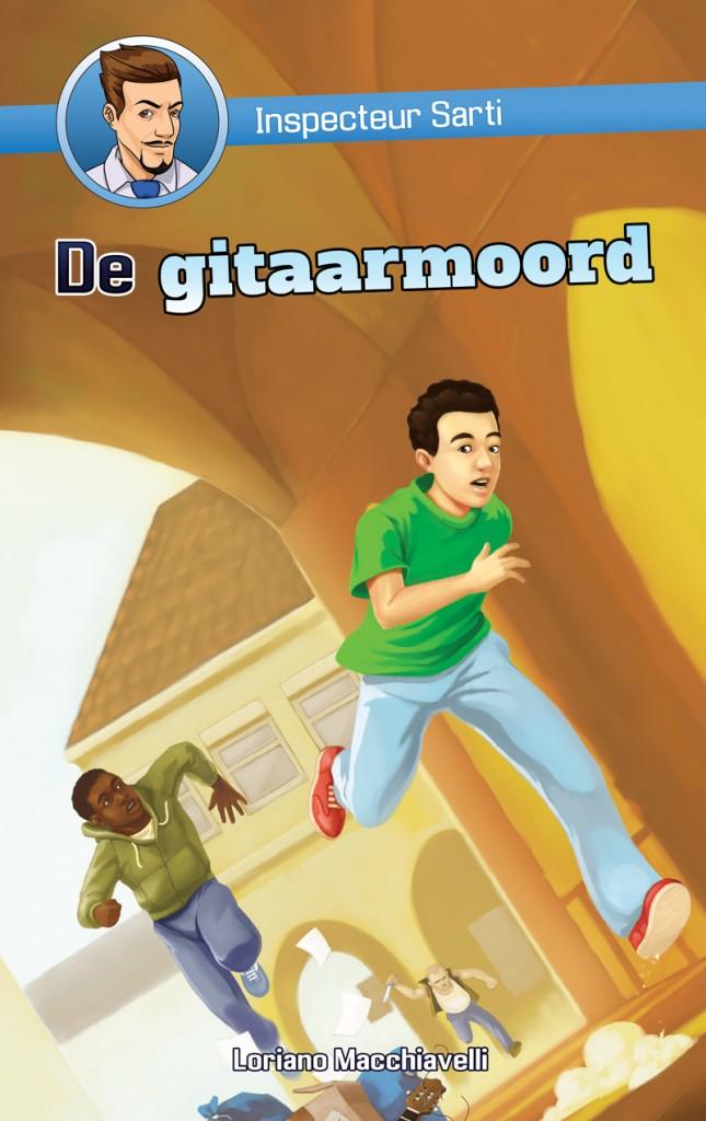 Detectiveboek Jeugdboek